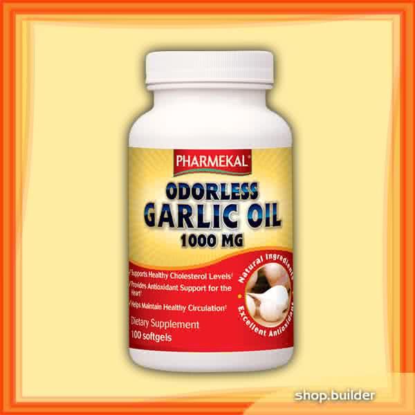 Pharmekal Odorless Garlic Oil 100 g.k.