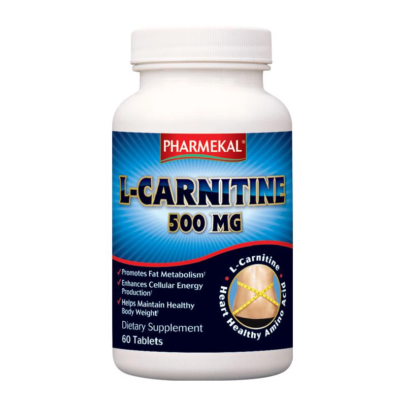 Pharmekal L-Carnitine 60 kap.