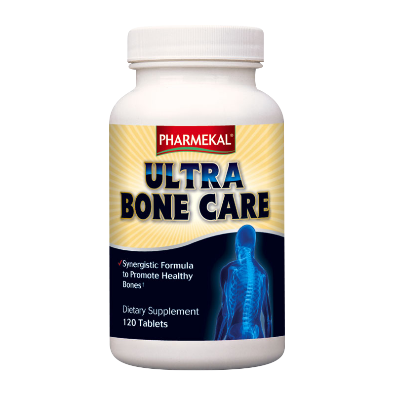 Pharmekal Ultra Bone Care 120 kap.