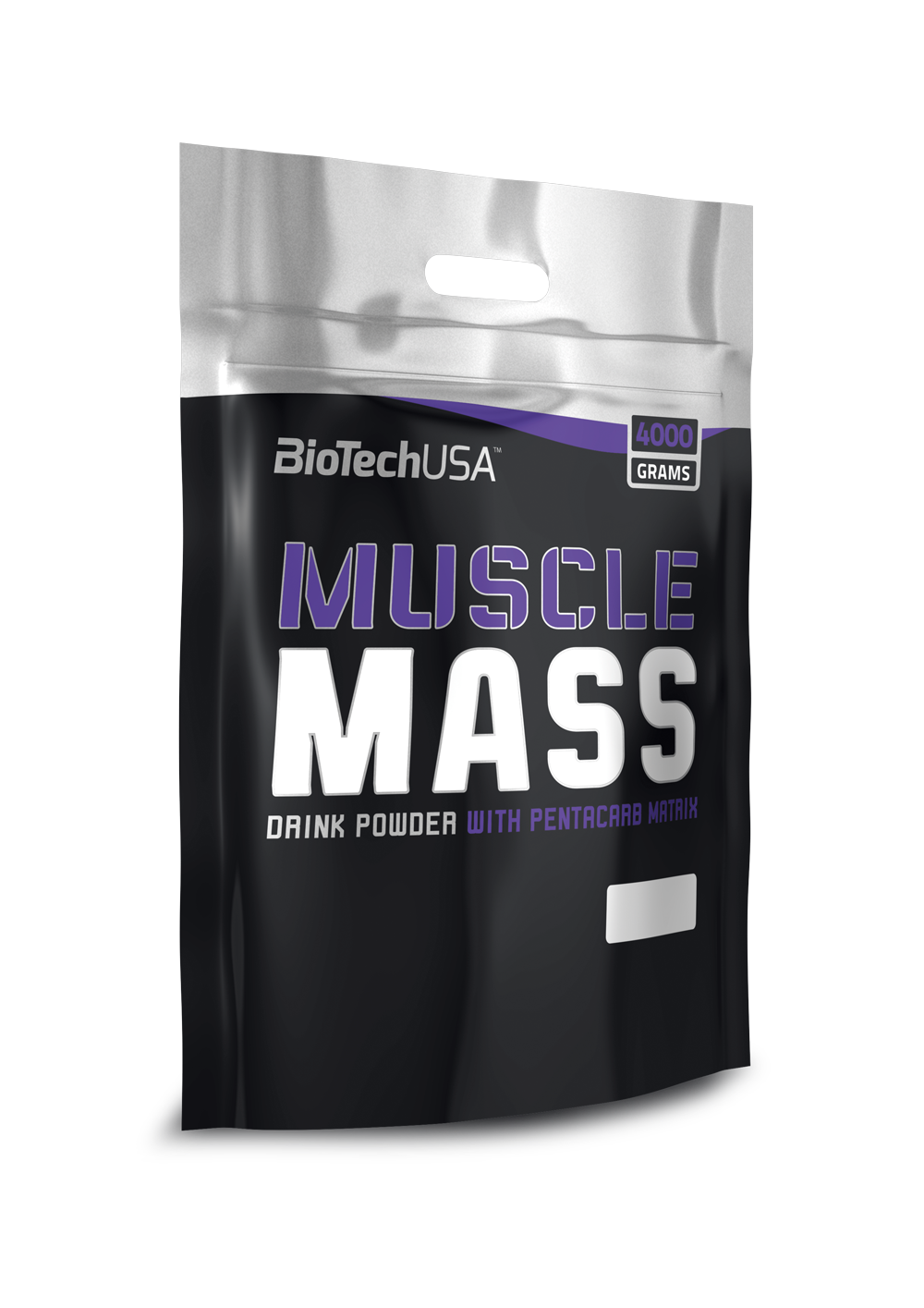 BioTech USA Muscle Mass 4 kg