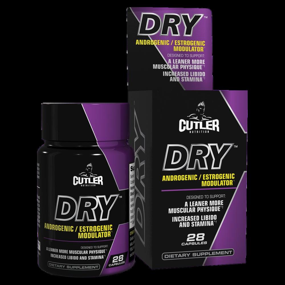 Cutler Nutrition Dry 28 kap.