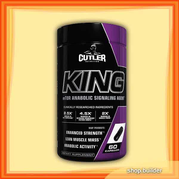 Cutler Nutrition King 60 kap.