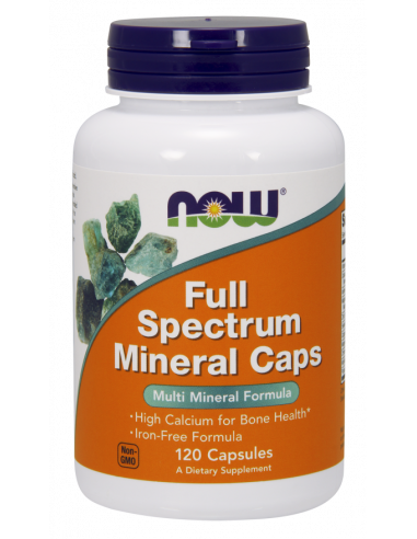 Now Foods Full Spectrum Mineral 120 kap.