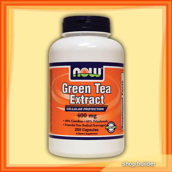 Now Foods Green Tea Extract 100 kap.