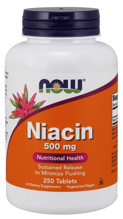 Now Foods Niacin 100 tab.