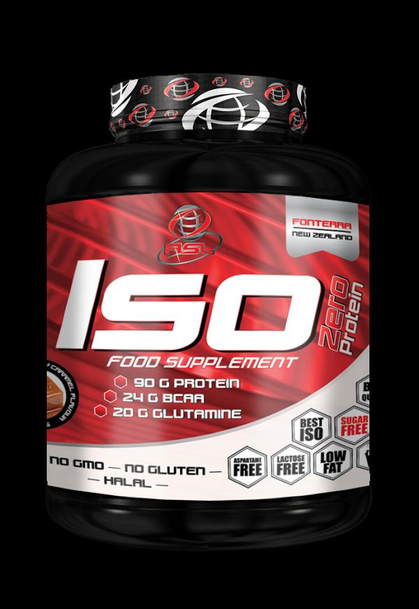 AllSports Labs Iso Zero Protein 2 kg