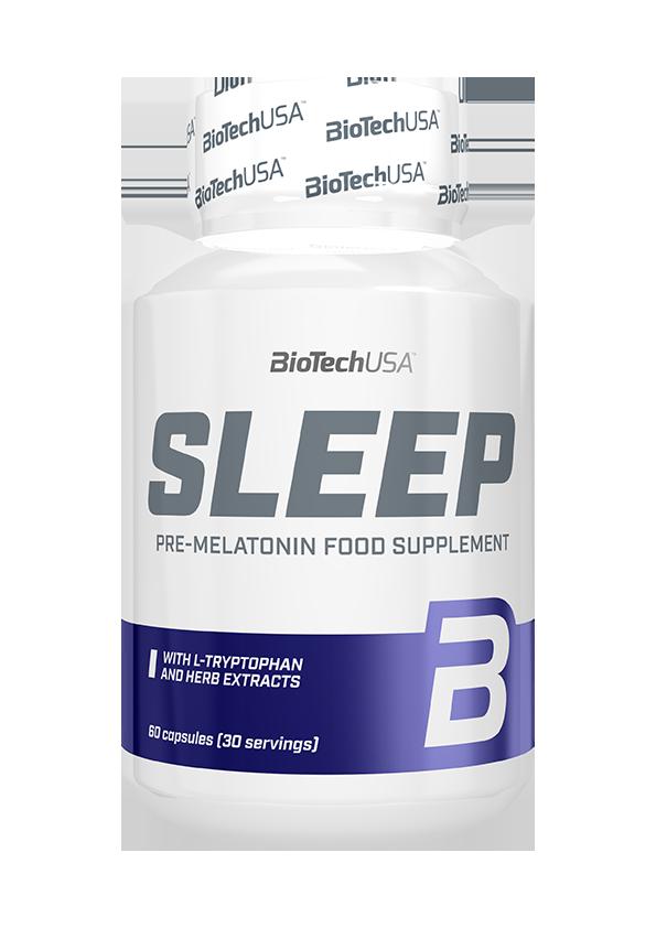 BioTech USA Sleep 60 kap.