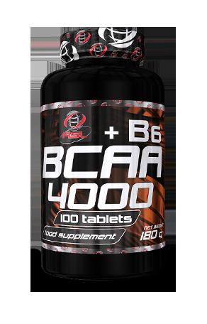 AllSports Labs BCAA 4000 + B6 100 tab.