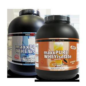 Maxximum Nutrition Maxx Pure Whey CFM Isolate 2 kg