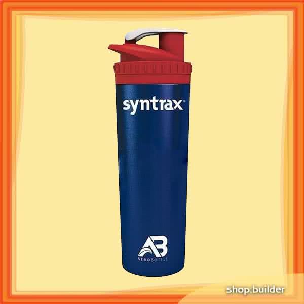 Syntrax Rozsdamentes acél shaker
