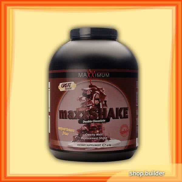 Maxximum Nutrition Maxx Shake 4 kg
