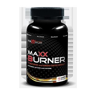Maxximum Nutrition Maxx Burner 120 kap.