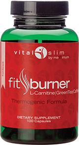 Maxximum Nutrition Fit Burner 100 kap.