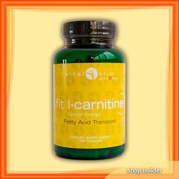 Maxximum Nutrition Fit Carnitine 100 kap.