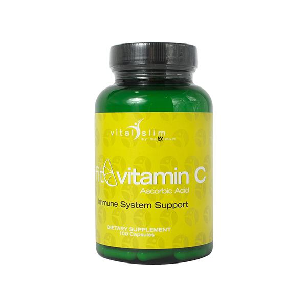 Maxximum Nutrition Fit Vitamin C 100 kap.