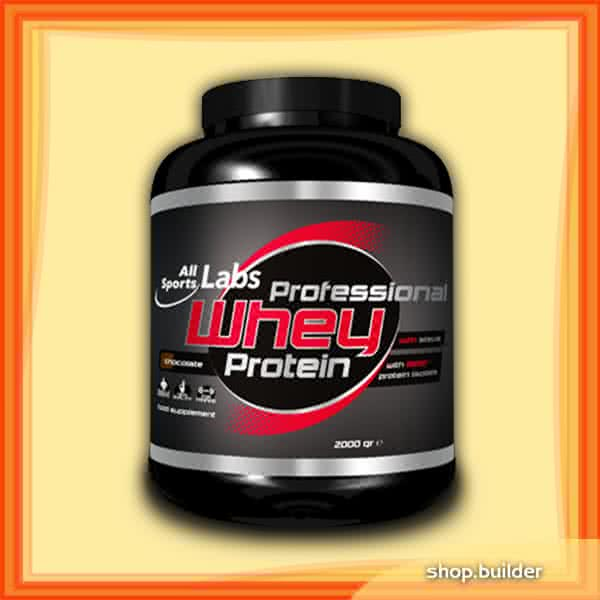 AllSports Labs Professional Whey Protein 2 kg