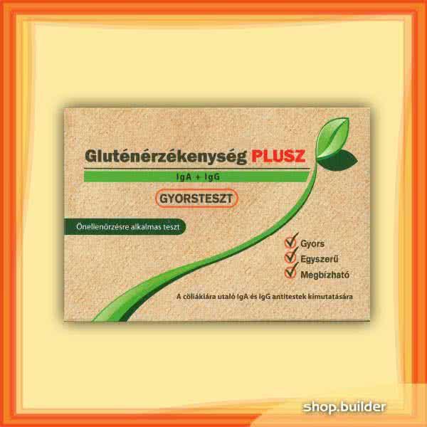 Vitamin Station Gluténérzékenység Plusz IgA+IgG gyorsteszt 1 gyorsteszt