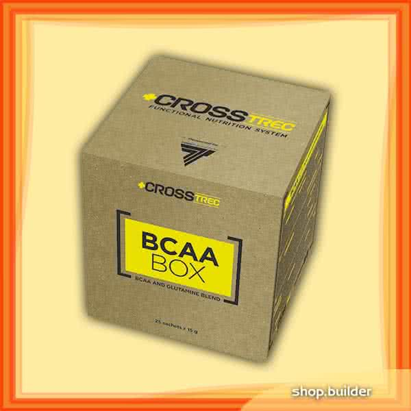 Trec Nutrition BCAA Box 25x15 g