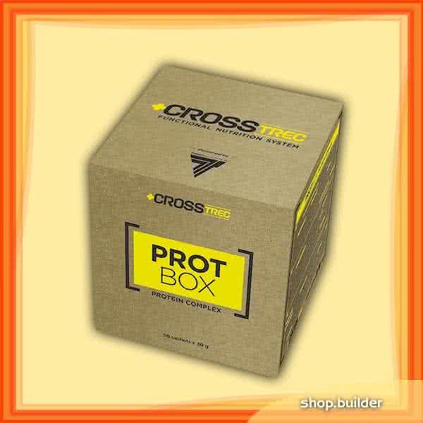 Trec Nutrition Prot Box 50x30 g