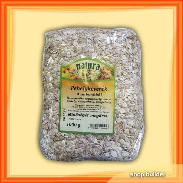 Natura Pehelykeverék 4 gabonából 1 kg