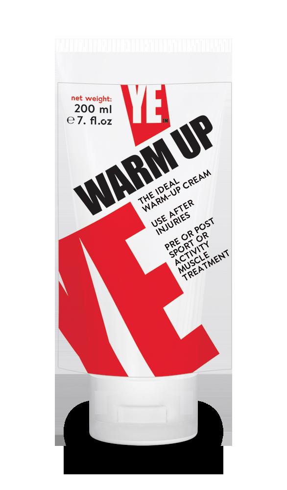 Ye Nutrition Warm Up 200 ml