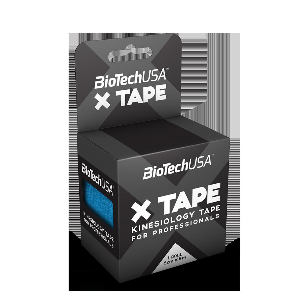 BioTech USA X Tape Kineziológiai tapasz db