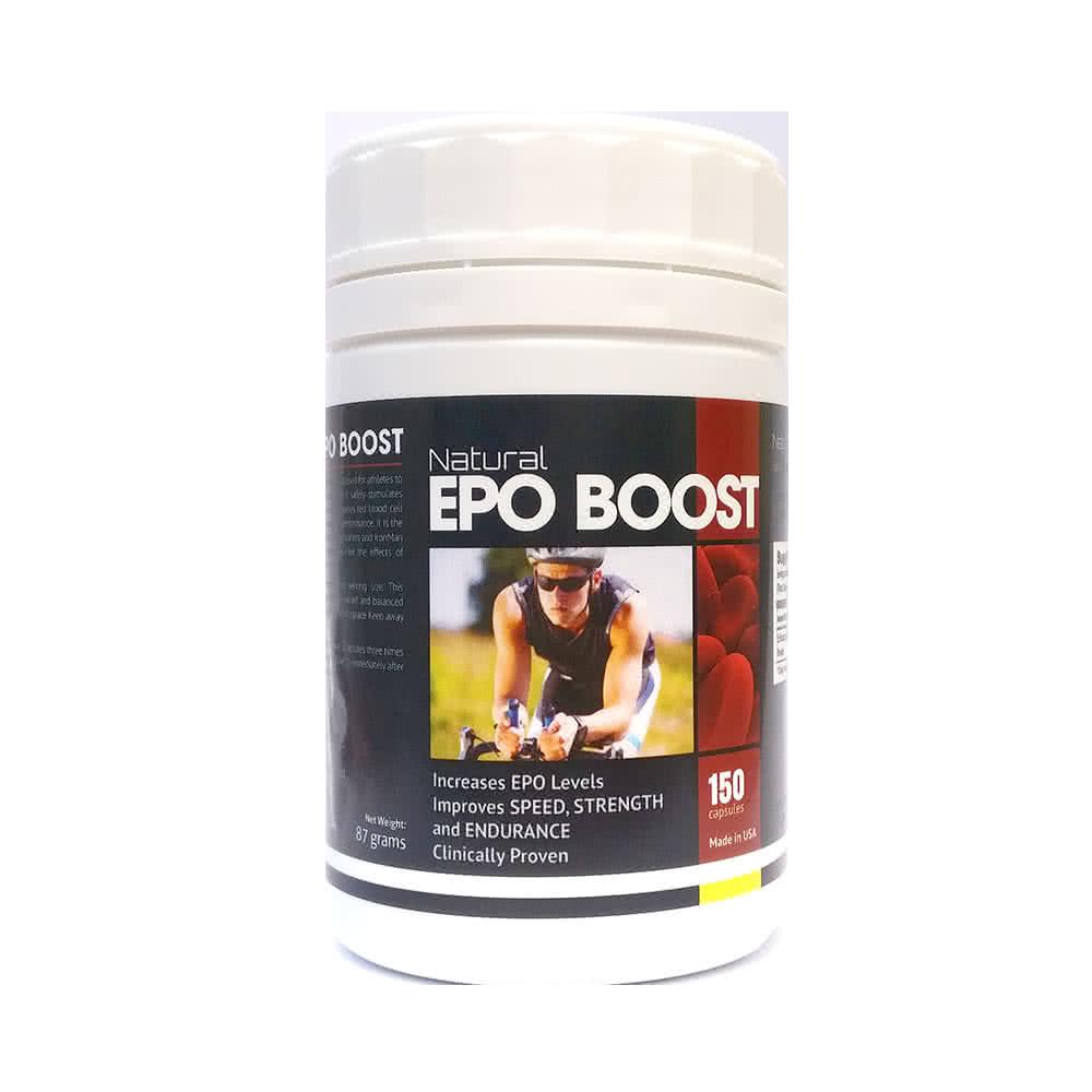 Netamin Natural EPO Boost 150 kap.