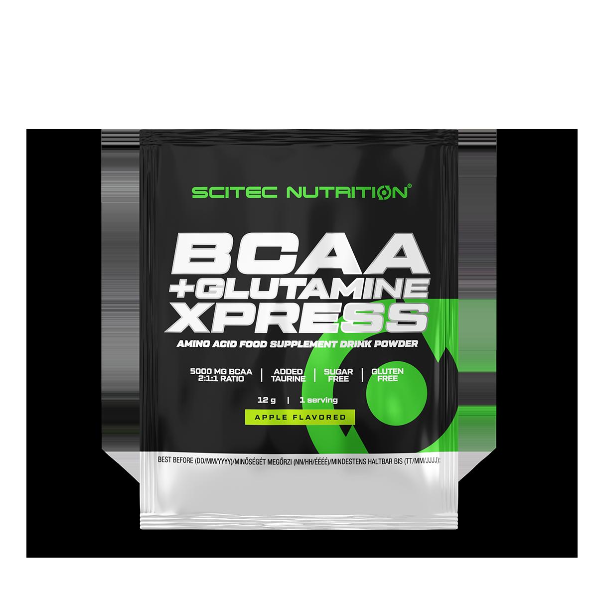 Scitec Nutrition BCAA + Glutamine Xpress 12 gr.