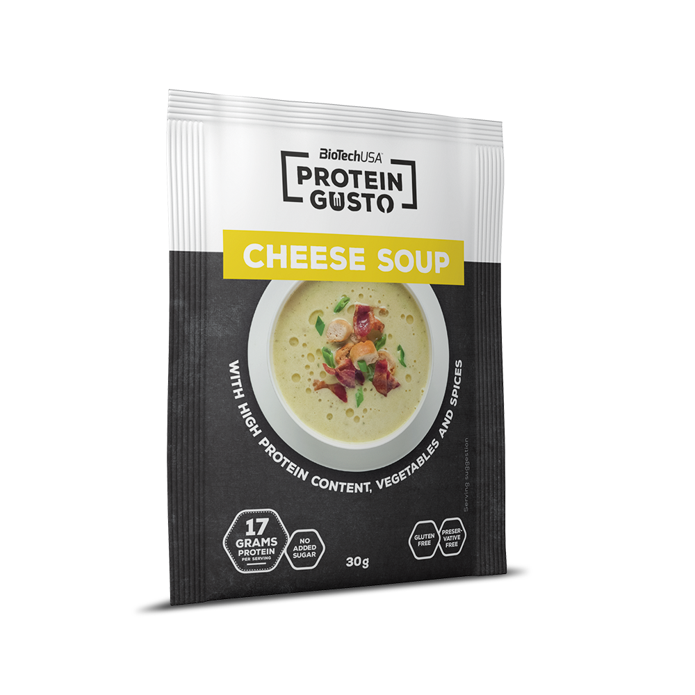 BioTech USA Protein Gusto Cheese Soup 30 gr.