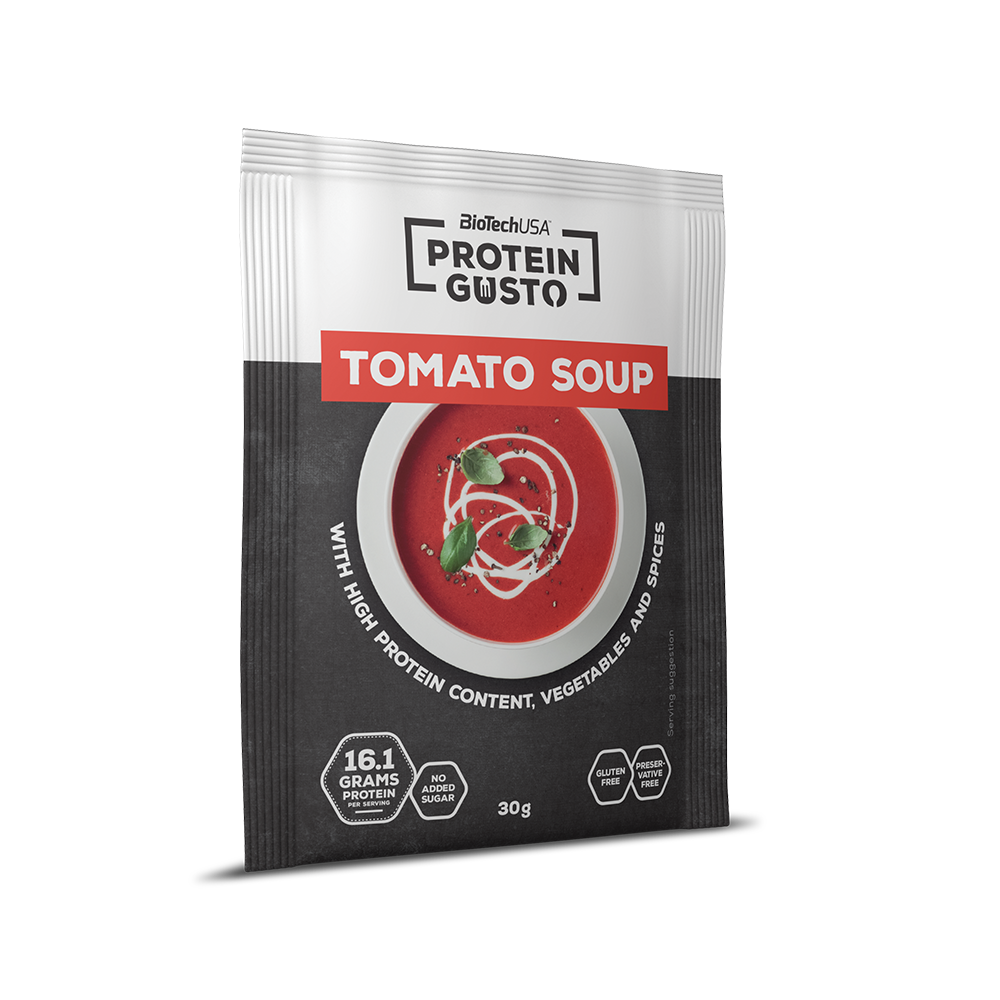 BioTech USA Protein Gusto Tomato Soup 30 gr.