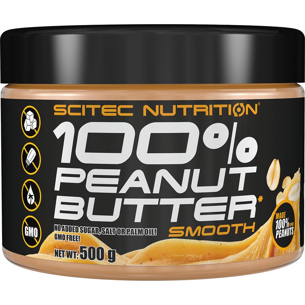 Scitec Nutrition 100% Mogyoróvaj 500 gr.