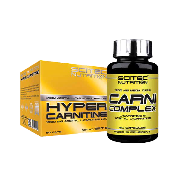 Scitec Nutrition Hyper Carnitine + Carni Complex szett