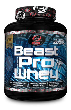 AllSports Labs Beast Pro Whey 2 kg