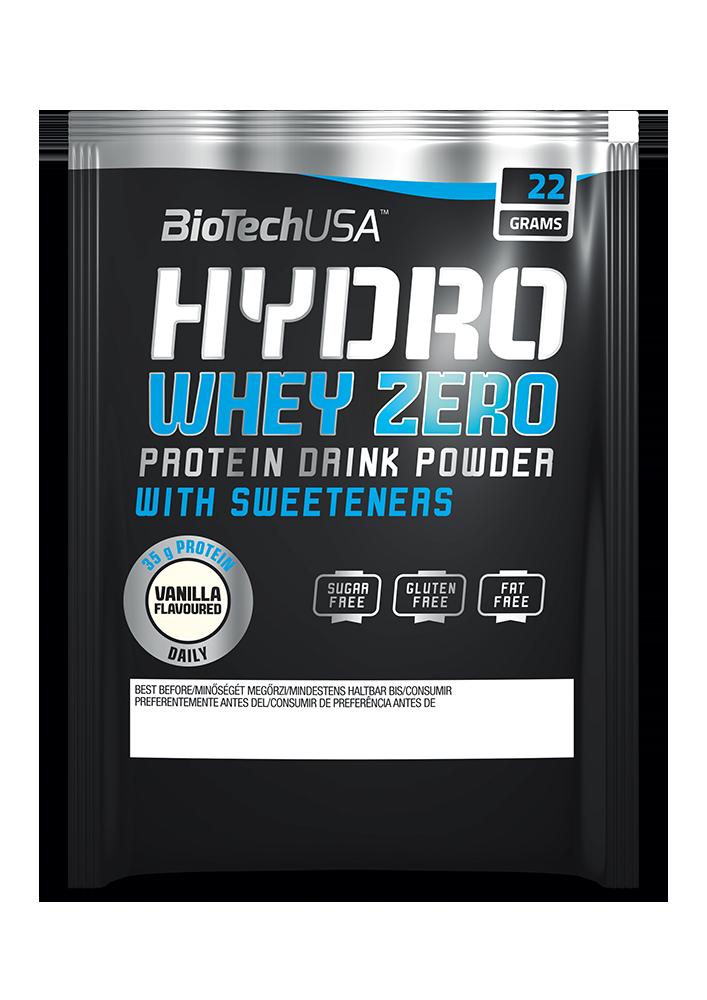 BioTech USA Hydro Whey Zero 22 gr.