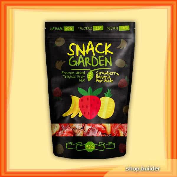 Egyéb tápkieg. Snack Garden Fruit Mix 32 gr.