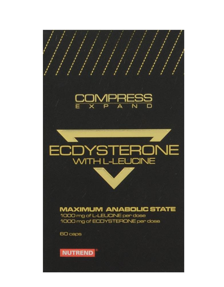 Nutrend Compress Ecdysterone 60 kap.