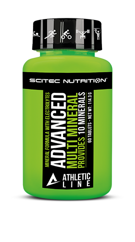 Scitec Nutrition Advanced Multi Mineral 60 tab.