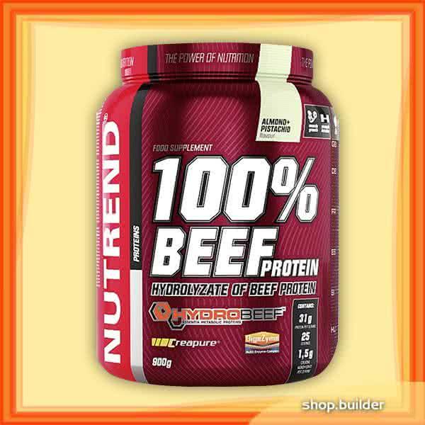 Nutrend 100% Beef Protein 0,9 kg