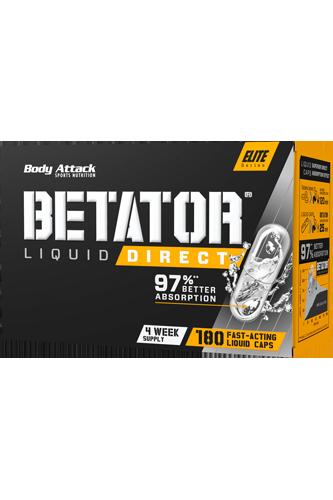 Body Attack BetaTor 180 kap.