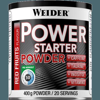 Weider Nutrition Power Starter Powder 0,4 kg
