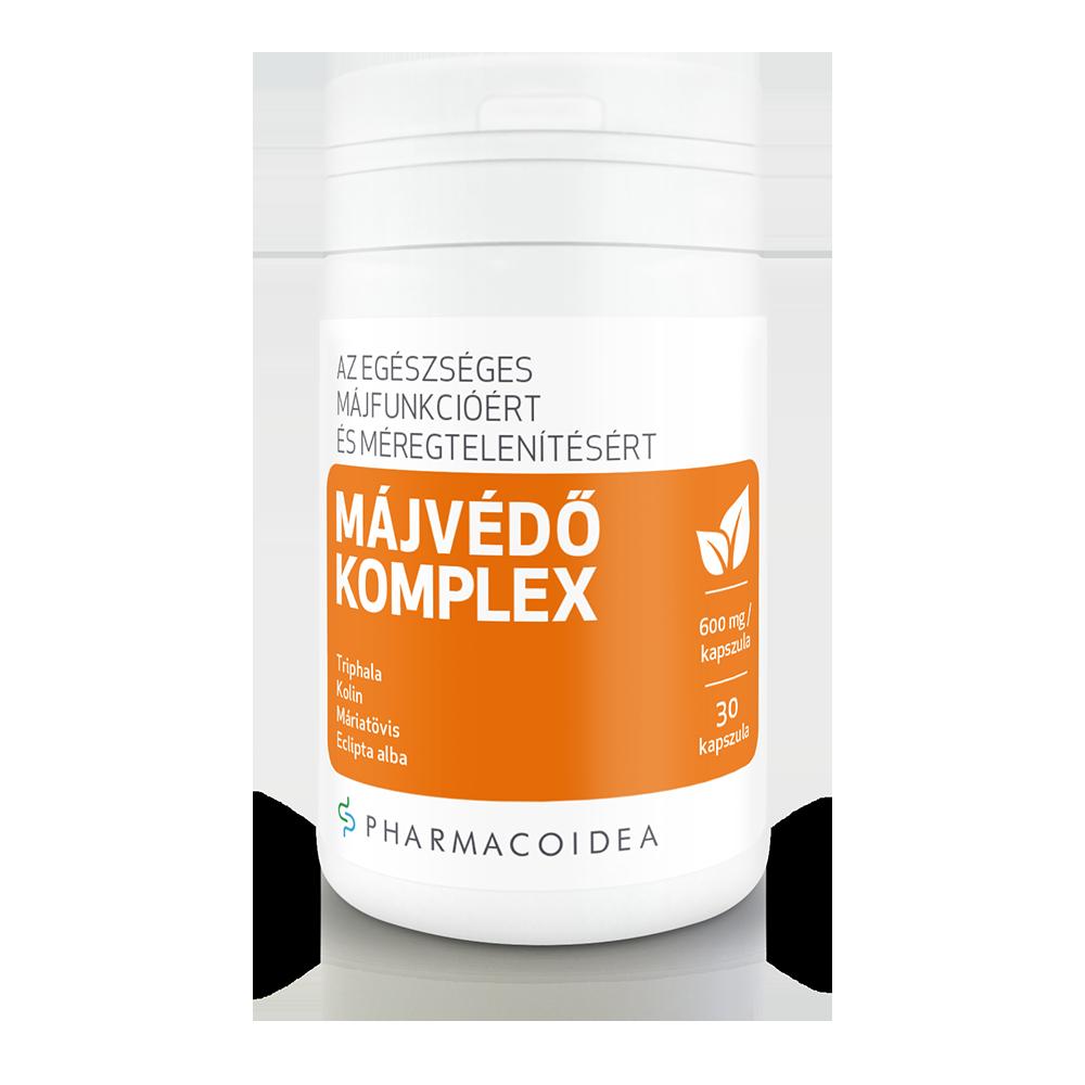 PharmacoIdea Májvédő Komplex 30 kap.