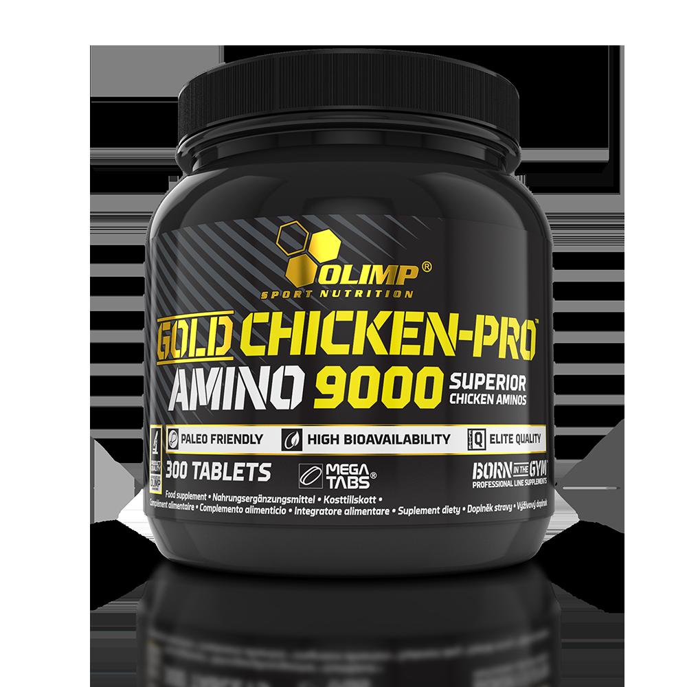 Olimp Sport Nutrition Gold Chicken-Pro Amino 9000 300 tab.