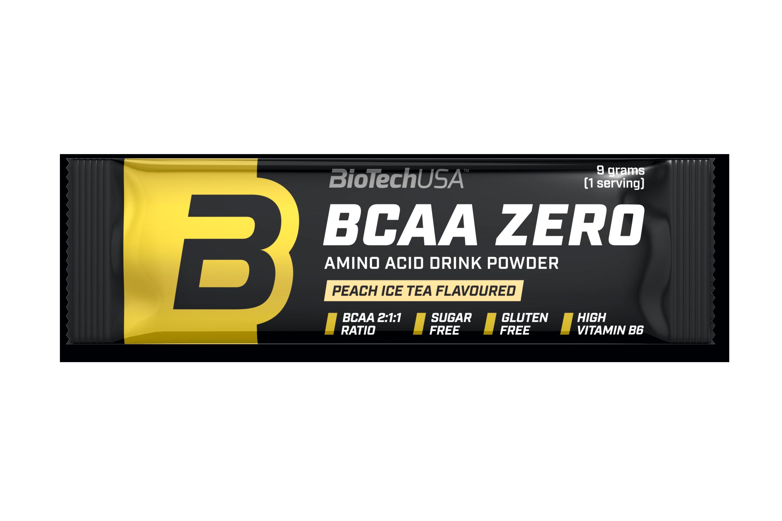 BioTech USA BCAA Flash Zero 9 gr.