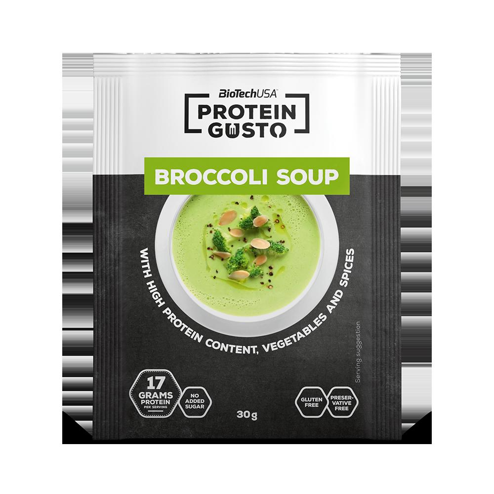 BioTech USA Protein Gusto Broccoli Soup 30 gr.