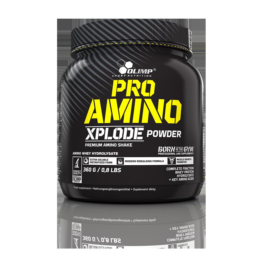 Olimp Sport Nutrition Pro Amino Xplode 360 gr.