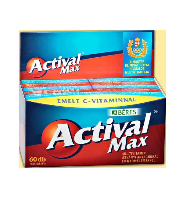 Béres Actival Max 60 tab.