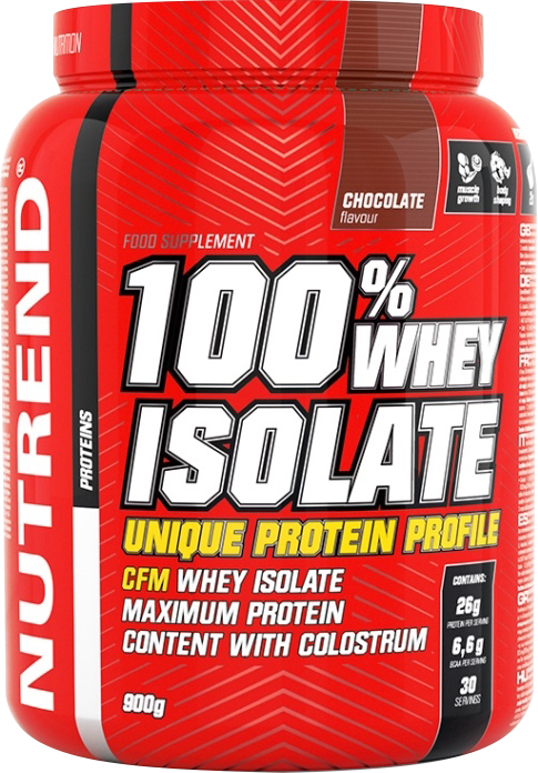 Nutrend 100% Whey Isolate 0,9 kg