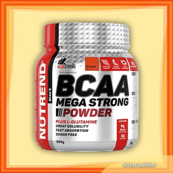 Nutrend BCAA Mega Strong Powder 300 gr.