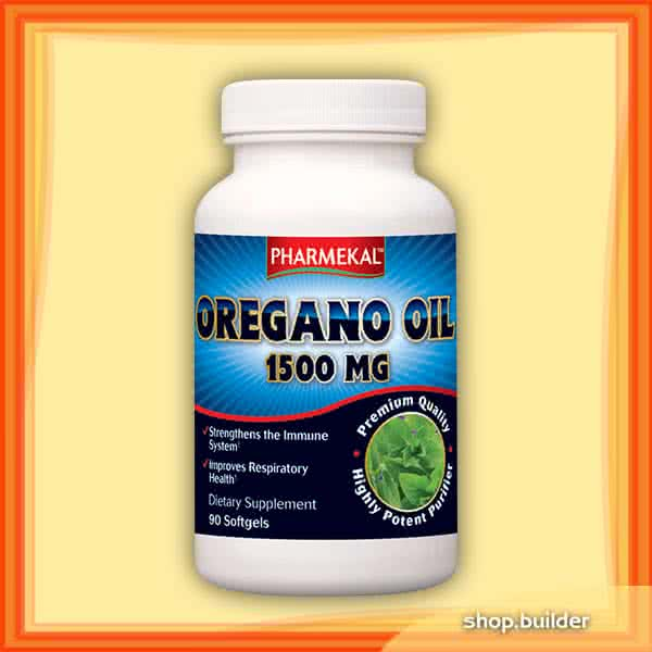 Pharmekal Oregano Oil 90 g.k.
