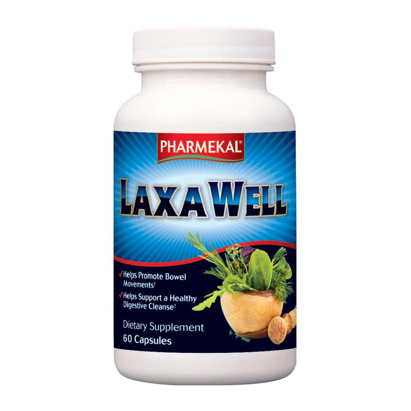 Pharmekal LaxaWell 60 kap.